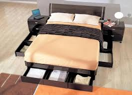 Plans To Build A Platform Bed With Drawers by Full Storage Bed Plans Storage Decorations