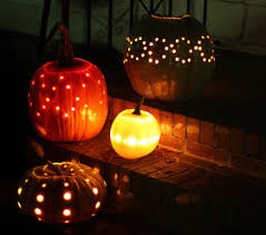 Pinterest Pumpkin Carving Drill by 17 Apart How To Drilling Pumpkins Pumpkin Carving Pinterest