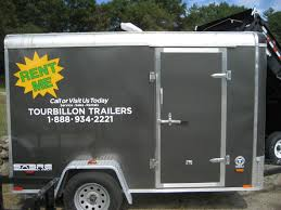 100 Rent Tow Truck Stealth 610 Enclosed Cargo Trailer Tourbillon Trailers And Plows
