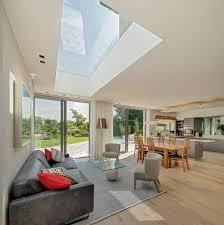 A Kitchen Dining And Living Room Together From Dermot Bannon Architects