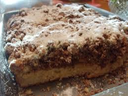German Crumb Cake