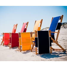 Beach Lifeguard Chair Plans by Frankford Umbrella Commercial Oak Wood Beach Chairs Hayneedle