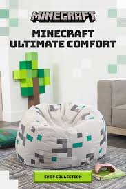 Craft A Cozy Base With This Minecraft Inspired Beanbag And Explore ... Navy Star Glowinthedark Anywhere Beanbag Pottery Barn Kids Ca At Eastview Mall Closes And White Bean Bag The 2017 Wtf Guide To Holiday Catalog What Happened When Comfort Research Stopped Making Fniture For Pb Teen Ivory Furlicious Large Slipcover 41 Little Home John Lewis Grey Chair Amalias Playroom With Little Nomad Lovely Chairs Ikea Home Ideas Emstar Warsem Bb8 Only In 2019 Madison Faux Suede 5foot Lounge By Christopher Knight