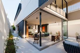 100 Inside House Design Outside Living Underpins The Design Of This Perth