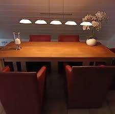 sitzgruppe tisch mit 6 stühlen wie neu