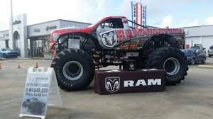100 Monster Truck Races Worlds Fastest Monster Truck Races Into Redford