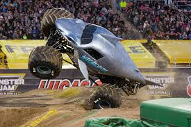 100 Monster Trucks Crashing Girls Just Want To Have Jam At The Hampton Coliseum
