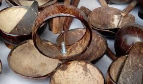 Andaman Coconut Based Crafts