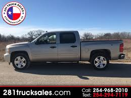 100 281 Truck Sales Used 2008 Chevrolet 1500 For Sale In STEPHENVILLE TX 76401