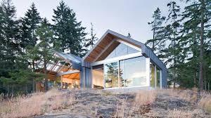 104 Home Architecture Burgers Designs Clifftop Island In British Columbia