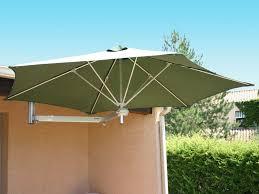 9 Ft Patio Umbrellas With Tilt by Wall Mount Patio Umbrellas 10 Feet Garden Outdoor Sun Canopy