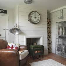 Casual Rustic Living Room