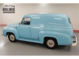 100 1955 Ford Panel Truck For Sale ClassicCarscom CC1194048