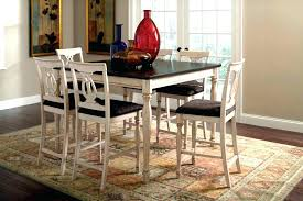 Rustic Counter Height Dining Set Bar Table Of Tables Attractive