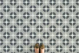 Full Image For Houstonvintage Look Vinyl Floor Tiles Retro Style