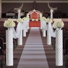 $34 00 two tall pillars Wedding Columns OrientalTrading more