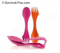 Light My Fire Sporks n Case › Mess Kits Cookware & Utensils › Food