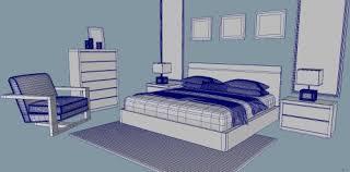 Bedroom Beizer Bedrooms luGher 3D