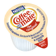 Coffee Creamer Singles Original