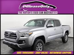 100 Toyota Tacoma Used Trucks For Sale In Miami FL 33131 Autotrader