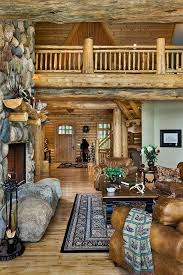 Simple Log Home Great Rooms Ideas Photo by 158 Best Rustic Things And Places Images On Log Cabins