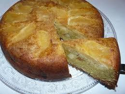 gâteau familial aux pommes