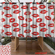 100 Sexy Living Rooms Amazoncom Doorway Curtain Glamour Woman Lips Love