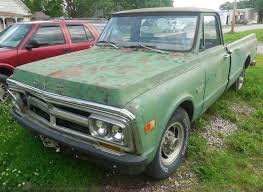 100 1969 Gmc Truck For Sale GMC Pickup Truck Item H3119 SOLD June 26 Midwest V