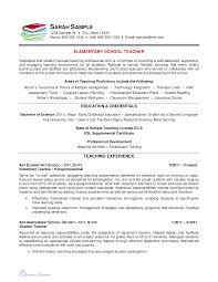 Elementary Teacher Resume Sample | Templates At ... 14 Teacher Resume Examples Template Skills Tips Sample Education For A Teaching Internship Elementary Example New Substitute And Guide 2019 Resume Bilingual Samples Lead Preschool Physical Tipss Und Vorlagen School Cover Letter 12 Imageresume For In Valid Early Childhood Math Tutor