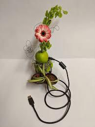 6 Beautiful Black Flower Bouquet
