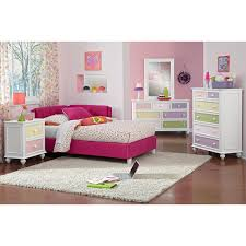 Diva Upholstered Twin Bed Pink by Jordan Full Corner Bed Pink Value City Furniture And Mattresses
