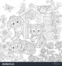 Coloring Pages Easter Printable Inspirational Easter Bunny Coloring