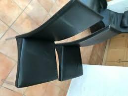 echtleder stühle schwarz küche esszimmer ebay kleinanzeigen