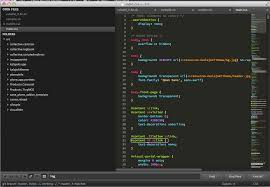 Text Decoration Underline Style by Sublime Text 2 Tips For Python And Web Developers