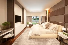 Bedroom Modern Dream Master Bedrooms Expansive Slate Wall