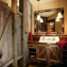 Rustic Cabin Bathroom Lights by Www Telecure Me Wp Content Uploads 2017 12 Rustic