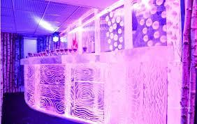100 Kube Hotel Paris Ice Bar Very Frenchy