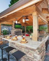 31 Gorgeous Outdoor Living Spaces | Game Night, Dining And Bar 66 Fire Pit And Outdoor Fireplace Ideas Diy Network Blog Made Kitchen Exquisite Yard Designs Simple Backyard Decorating Paint A Birdhouse Design Marvelous Bar Cool Garden Gazebo Photos Of On Interior Garden Design Paving Landscape Patio Flower Best 25 Ideas On Pinterest Patios 30 Beautiful Inspiration Pictures How To A Zen Sunset Fisemco