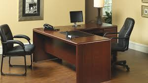 Sauder Office Port Executive Desk Assembly Instructions by Furniture Oak Wood Computer Desk With Four Drawers By Sauder