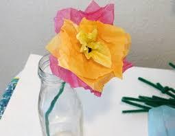 Tissue Paper Flowers4 2