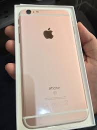 New iPhone 6S Plus Rose Gold 16GB EE T Mobile Orange Virgin