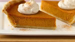 Best Pumpkin Pie With Molasses by Skinny Pumpkin Pie Recipe Bettycrocker Com