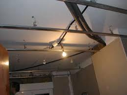 pose des rails à placo du plafond notre maison chantier jour