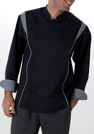 veste de cuisine homme personnalisable veste cuisine asymétrique
