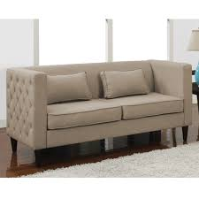 Tufted Sofa And Loveseat by This Sofa Is Sure To Add Style And Grace To Any Living Space With