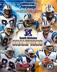 Carolina Panthers 2003 NFL South Division Champions
