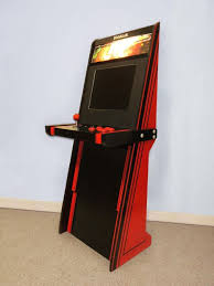 X Arcade Mame Cabinet Plans by A Super Easy Arcade Machine From 1 Sheet Of Plywood 15 Steps