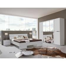 schlafzimmer set weiß nachbildung ca 180 x 200 cm