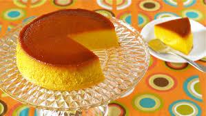 Japanese Pumpkin Pie Recipe by Kabocha Purin Cake For Halloween Pumpkin Pudding ハロウィンに