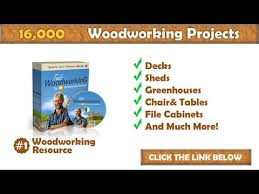 woodworking plans 16000 free woodworking plans youtube